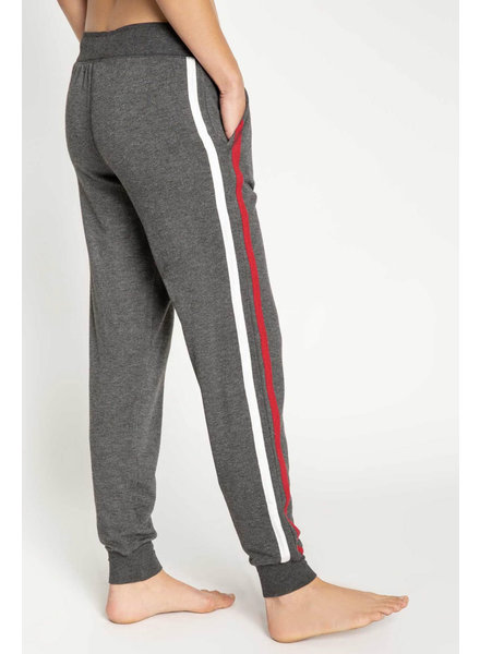 PJ Salvage PJ Salvage Snowed In Pant Charcoal