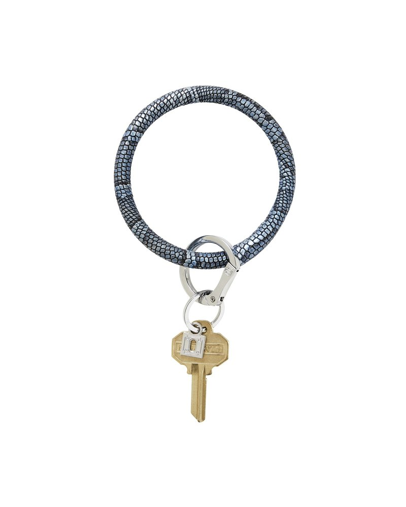 O Venture O Venture Luxe Leather Key Ring
