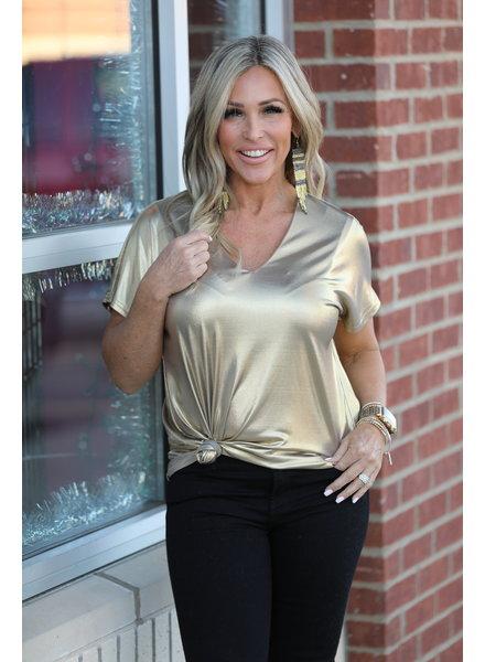 Wendy WEN Ellson Golden Top