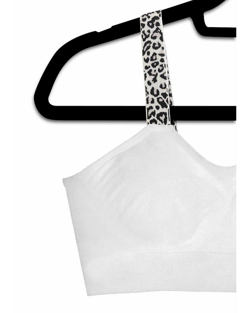 Strap Its Strap Its B/W Leopard