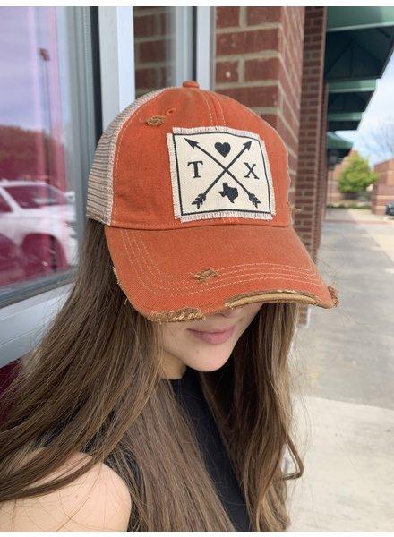 Texas Ladies Hat