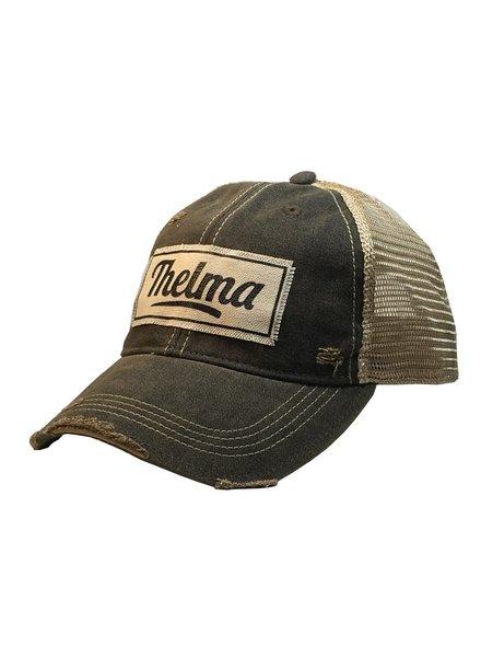 Vintage Life Vintage Life Thelma Ladies Hat Charcoal
