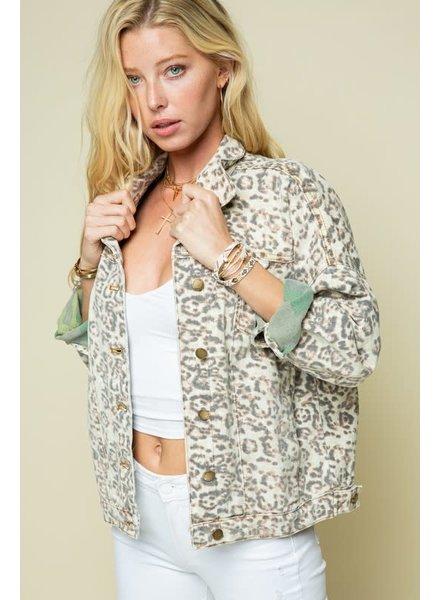 Style Rack Style Rack Jacket Leopard/Camo