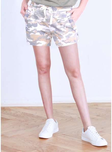 Another Love Another Love Camo Vintage Short