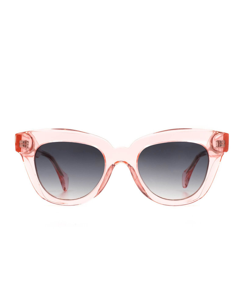 DIFF DIFF Jagger Rose Grey Crystal NON POLARIZED