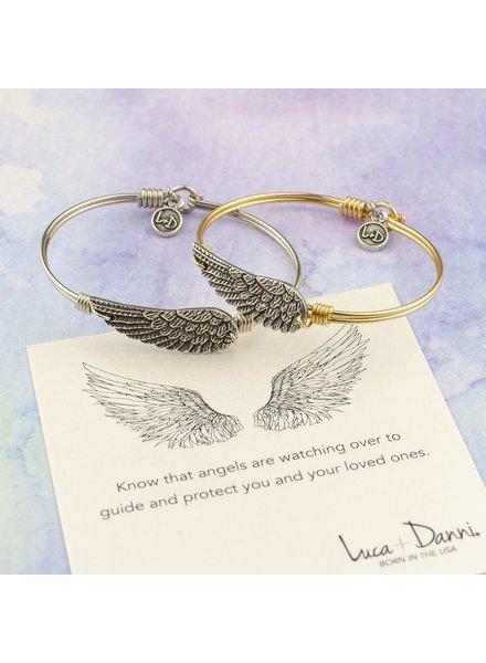 LUCA & DANNI LUCA Angel Wing Silver
