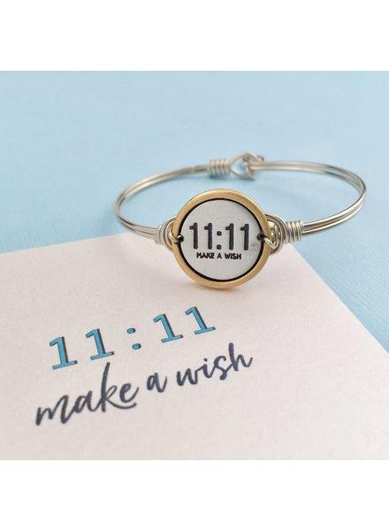 LUCA & DANNI LUCA 11:11 Wish Silver