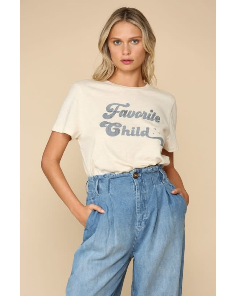 By Together By Together Favorite Child Graphic Tee