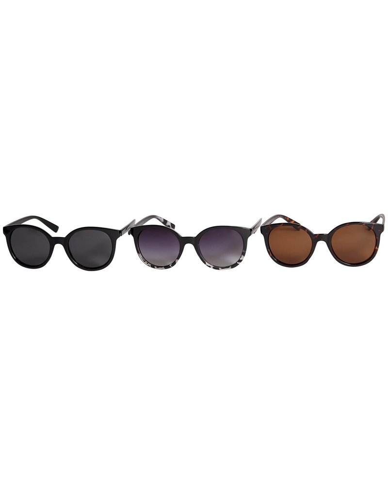 Tickled Pink Tickled Pink Jenna POLARIZED Round Sunglasses