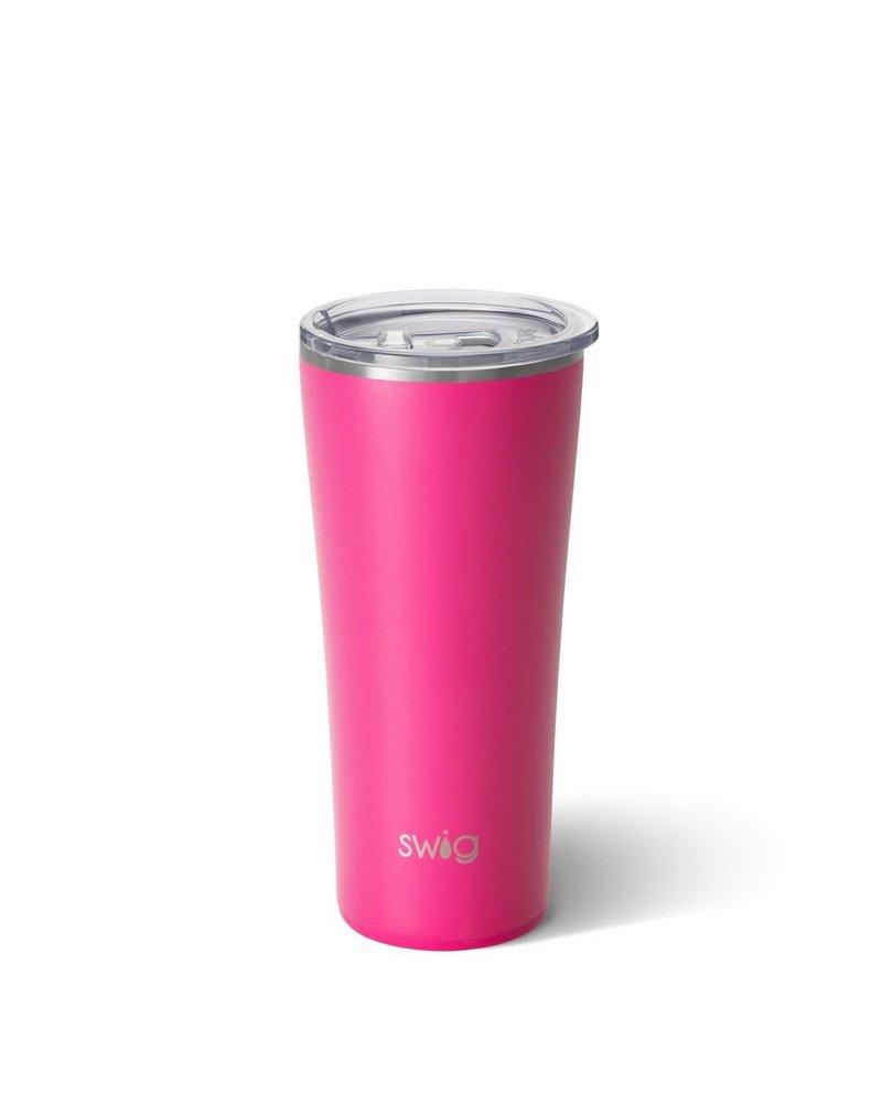 SWIG SWIG 22 OZ Tumbler Matte Hot Pink
