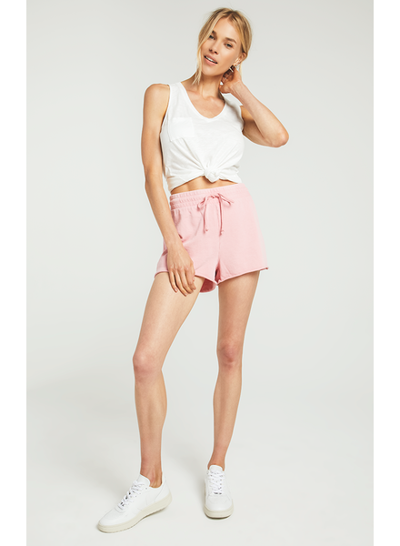 Z Supply Z Supply Washed Pink Short