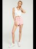Z Supply Z Supply Washed Pink Short