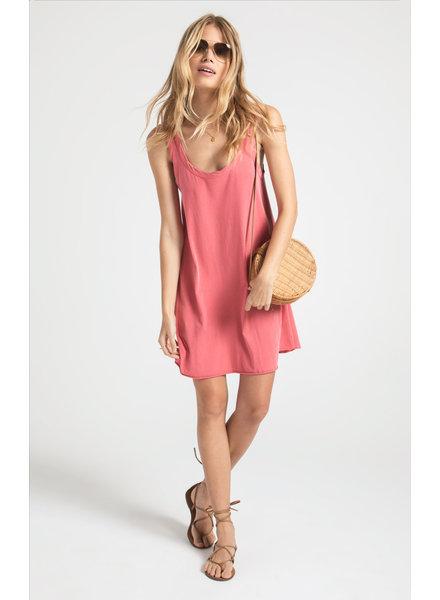 Z Supply Z Supply Avery Jersey Dress Rose