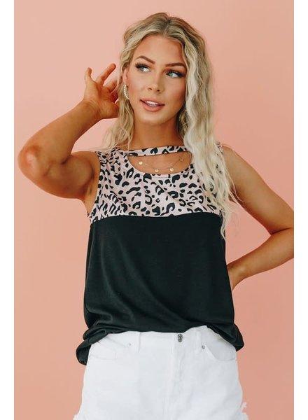 Stay Warm Style Stay Warm Leopard Top