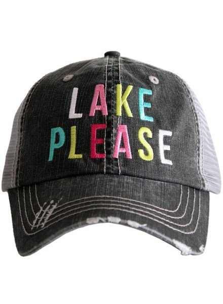 Katydid Katydid LAKE Please Hat LAKE Black