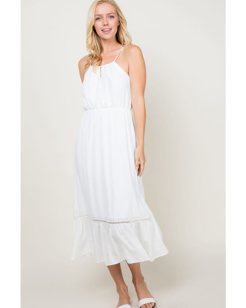Young at Heart Young at Heart Beoni White Dress