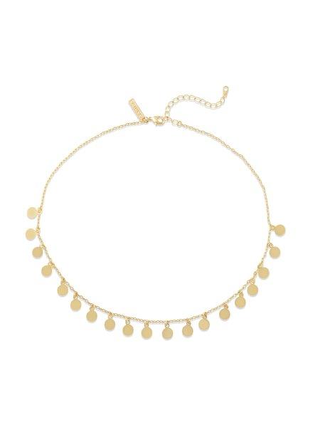 Sahira Sahira Cha Cha Choker Necklace