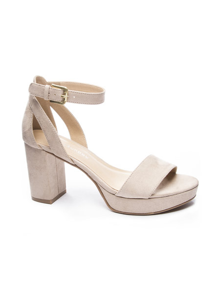 Chinese Laundry Chinese Laundry Go On Super Suede Nude