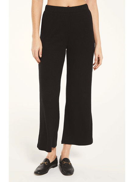 Z Supply Z Supply Gerri Rib Pant Black