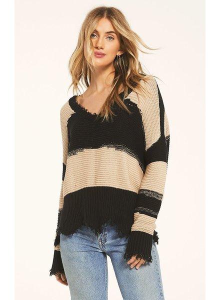 White Crow White Crow Hope Tan Sweater