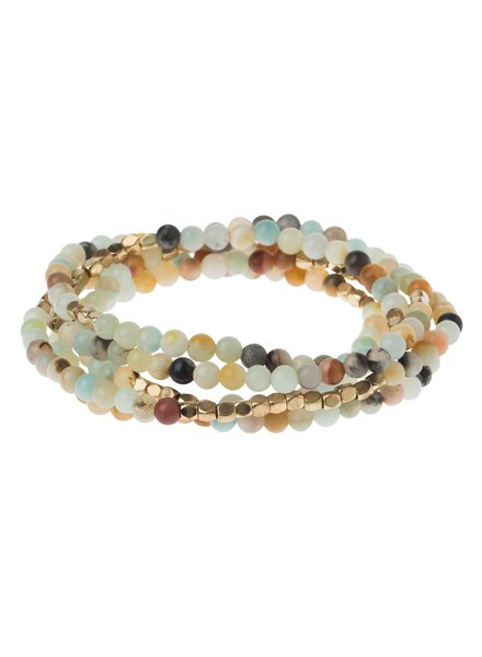 Scout Scout Wrap Necklace/Bracelet STONE