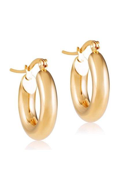 Sahira Sahira Emmy Hoop Earrings