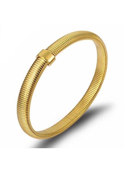 Sahira Sahira Vicky Snake Bracelet Gold