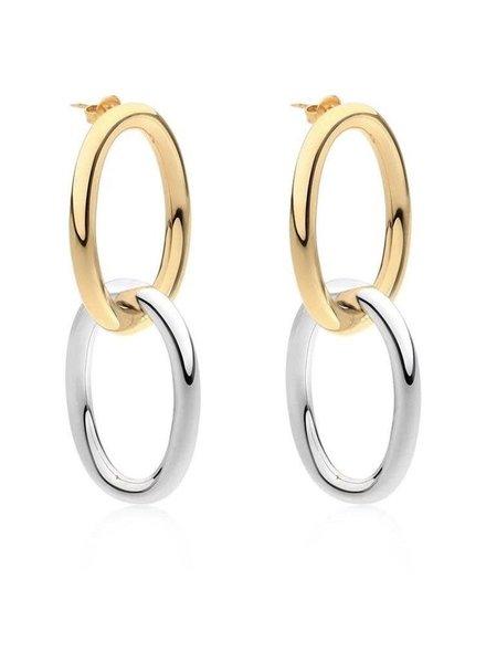 Sahira Sahira Mya Double Earrings