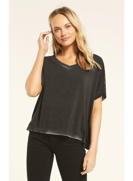 Z Supply Z Supply Mischa Sleek V Neck Top