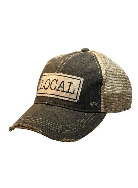 Vintage Life Vintage Life Local Black Hat