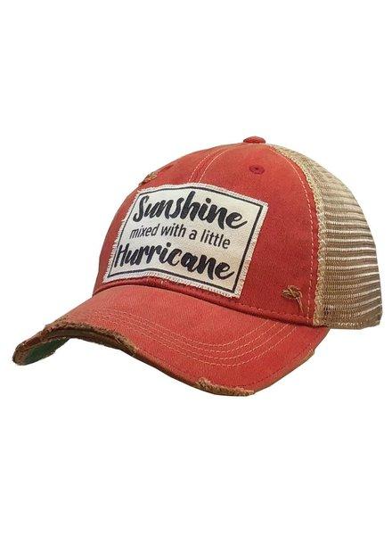 Vintage Life Vintage Life Sunshine Hurrican Red Hat