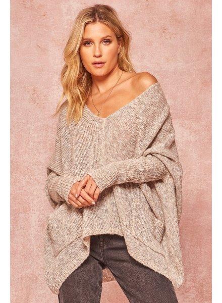 Promesa Promesa Sweater Off White