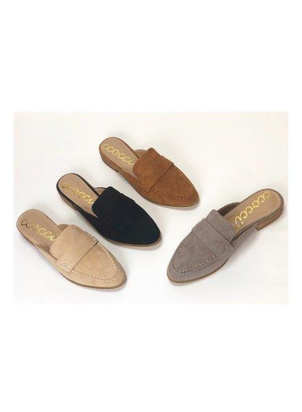 CCOCCI CCocci Black Loafers