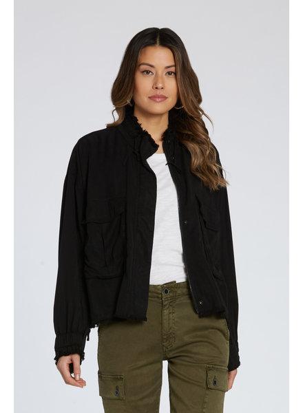 Dear John Dear John Vintage Black Denim Jacket