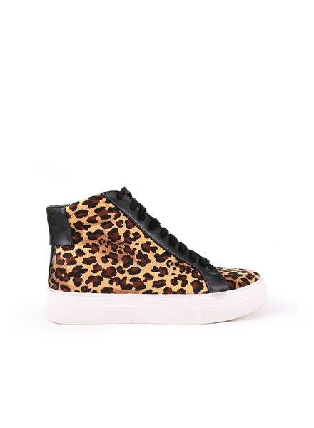 Shu Shop Shu Shop Leopard Sneaker