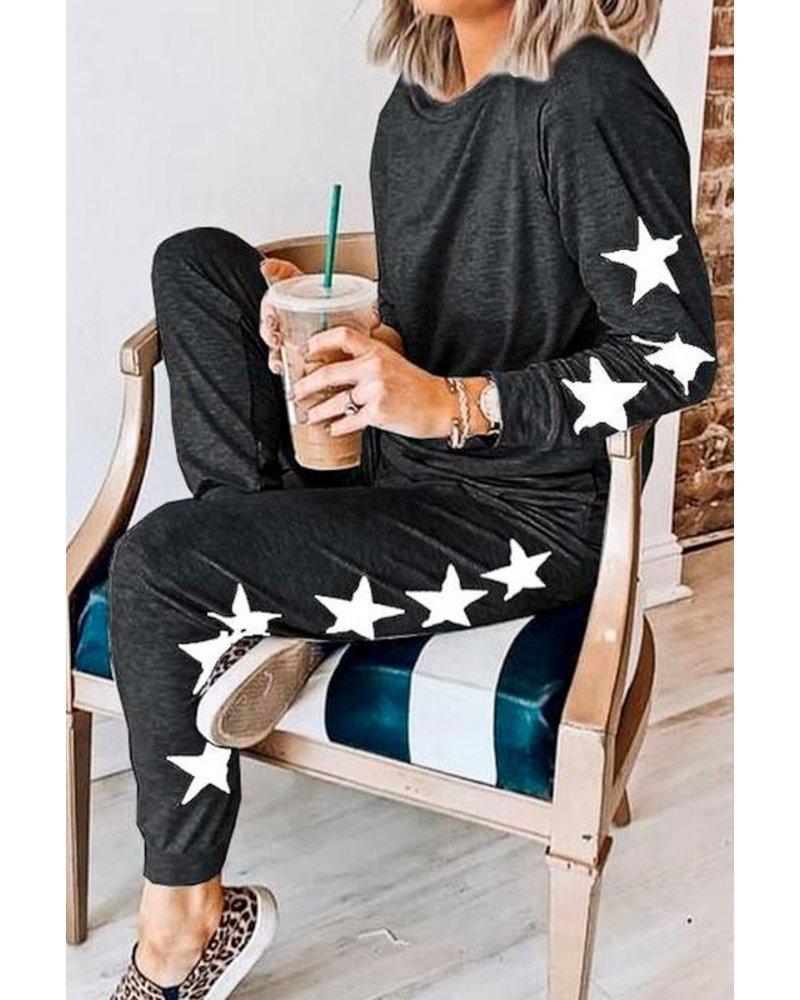 Mazik Mazik Star Sweatshirt Black