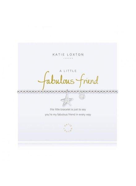 Katie Loxton Katie Little Fabulous Friend Bracelet