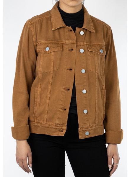 Articles of Society AOS Caramel Jacket Denim