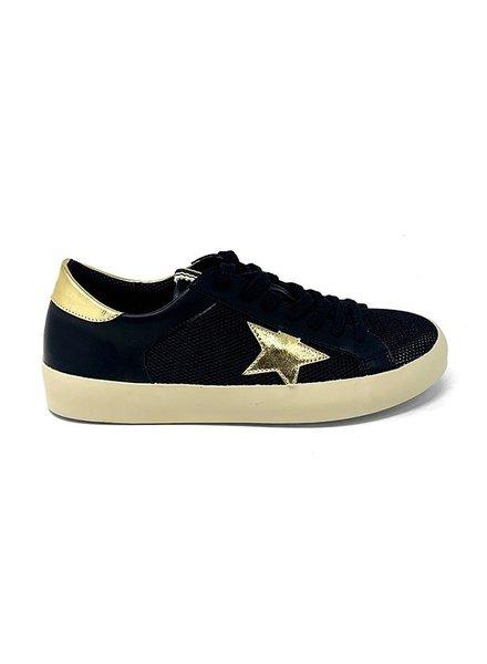 Shu Shop Shu Shop Penny Black Sneaker