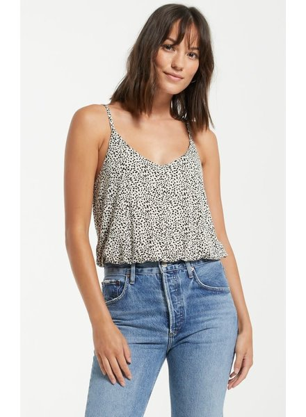 Z Supply Z Supply Mirable Mini Leopard Cami