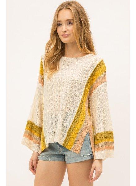 Mystree Mystree Multi Sweater