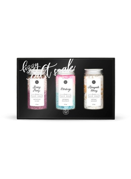 Finch Berry Finch Berry Salt Soak Sampler