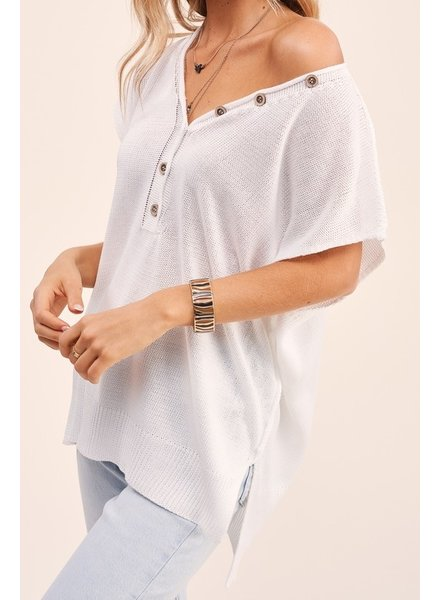 La Miel La Miel Sweater Top