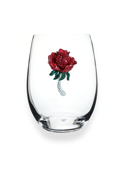 Cork Pops Cork Pops Stemless Glass Rose