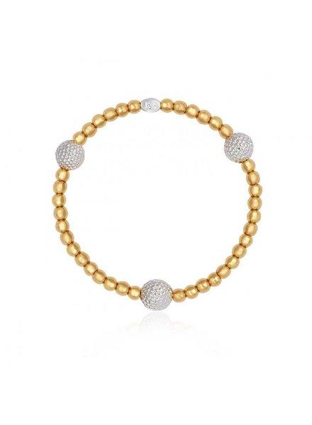 Katie Loxton Katie Halo Bobble Bead Bracelet