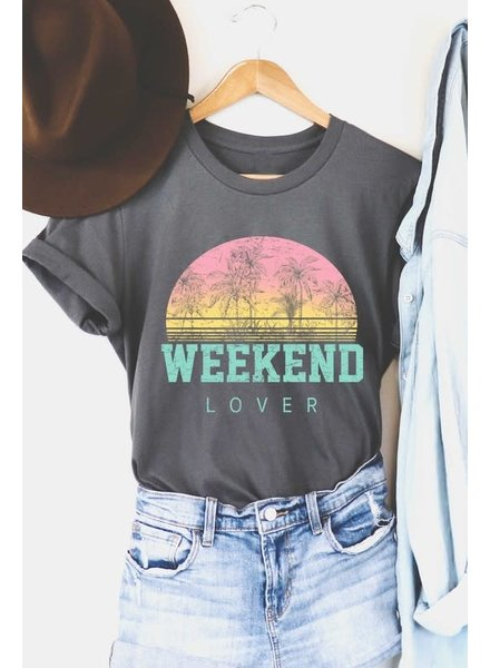 Blume Blume Weekend Lover Charcoal