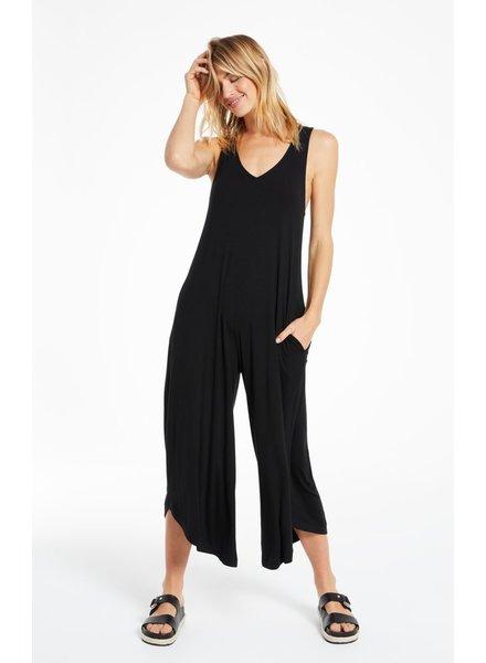 Z Supply Z Supply Starlette Jumpsuit Black