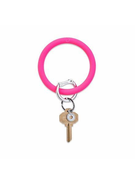 O Venture O Venture Silicone Key Ring
