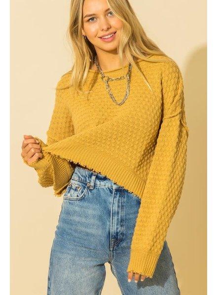 HYFVE HYFVE Textured Sweater