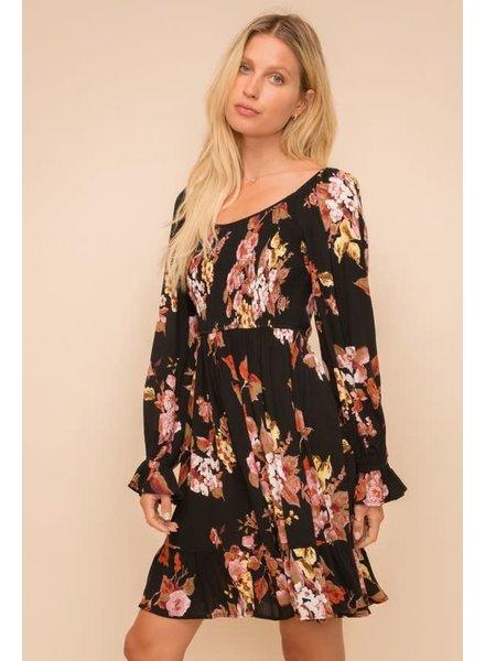 Hem & Thread Hem & Thread Floral Dress